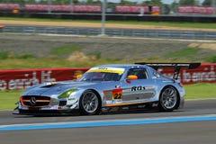 AUTOBACS SUPER GT Royalty-vrije Stock Foto
