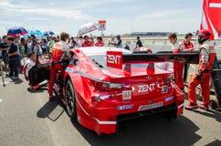 2015 Autobacs Super GT Stock Afbeelding