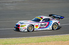Autobacs Super GT 2015 Stock Photography