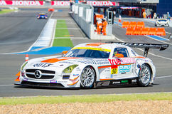 Autobacs Super GT 2015 Stock Photo