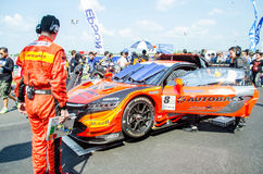 2014 Autobacs Super GT Royalty Free Stock Image