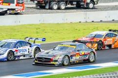 2014 Autobacs Super GT Stock Images