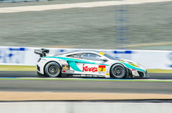 2014 Autobacs Super GT Stock Photography