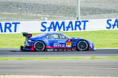 2014 Autobacs Super GT Royalty Free Stock Photos