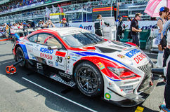 2014 Autobacs Super GT Royalty Free Stock Photos