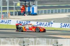 2014 Autobacs Super GT Stock Photography