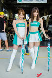 2014 Autobacs Super GT Royalty Free Stock Photography