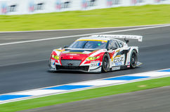 2014 Autobacs Super GT Royalty Free Stock Images