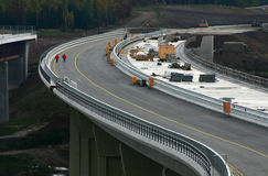 Autobahn #1 Fotografia de Stock