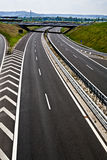 Autobahn Stock Photography