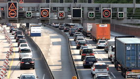 Autobahn, autostrady ruch drogowy/ zbiory