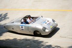 1954 Autobleu-Type Mille Miglia Stock Foto