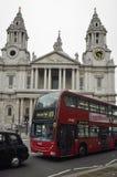 Autobús de Londres Fotografía de archivo