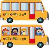 Autobús escolar Fotos de archivo libres de regalías