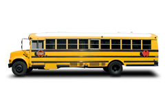 Autobús escolar Fotos de archivo
