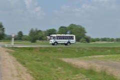 Autobus Stockfotografie