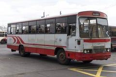 Autobus Foto de archivo libre de regalías