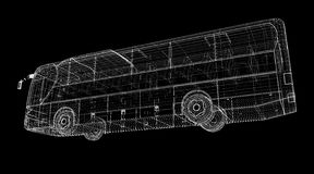 Autobus Стоковое фото RF