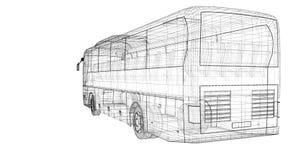 Autobus Royalty-vrije Stock Fotografie