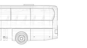 Autobus Stock Foto