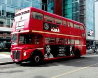 autobus Fotografia Royalty Free