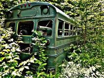 autobus Obrazy Royalty Free