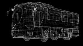 Autobus Royalty Free Stock Image
