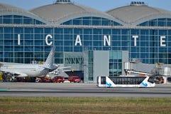 Autobus d'aéroport Images stock