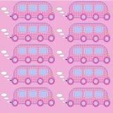 Autobus 3 de jouet photographie stock libre de droits