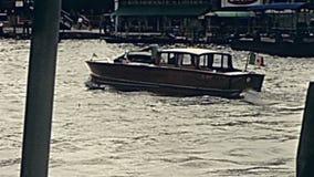 Autobus de l'eau de Venise clips vidéos