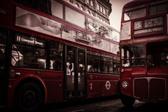 Autobus de Londres photographie stock libre de droits