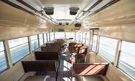 Autobus de vintage Image libre de droits
