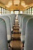 autobus dostaje Fotografia Royalty Free