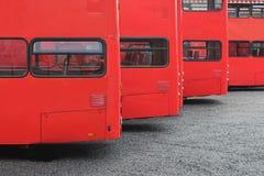Autobus a due piani 3b Fotografie Stock