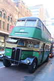Autobus na George ulicie Obraz Stock