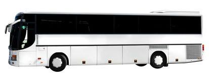 autobus odizolowywający Obrazy Royalty Free