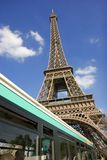 autobus parisian Zdjęcia Royalty Free