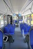 autobus pusty zdjęcie stock