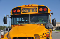 Autobus scolaire Photographie stock