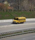 Autobus scolaire photos libres de droits