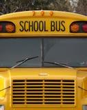 Autobus scolaires Photo stock