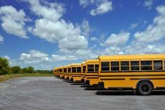 autobus szkoła Obraz Royalty Free