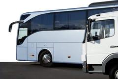 autobusowa ciężarówka zdjęcia stock