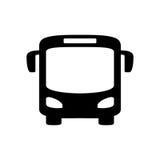 Autobusowa ikona ilustracji