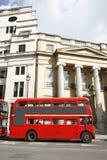autobusowa London mistrza trasa Obrazy Royalty Free