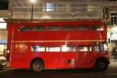 autobusowa London mistrza trasa Fotografia Stock
