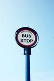 Autobusowa przerwa Obrazy Royalty Free