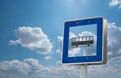 autobusowa przerwa Zdjęcia Stock