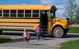 autobusowa szkoła Fotografia Stock