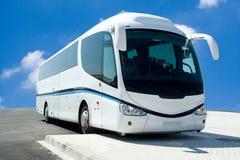 autobusowa wycieczka turysyczna Fotografia Royalty Free